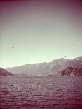 Indian Arm, Vanc, May 24/50