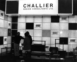 Challier Design Consultants display