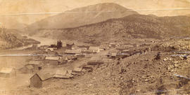 [View of Lytton on the Fraser River]