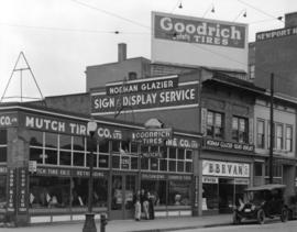 [Store fronts showing 1271 to 1295 Granville Street]