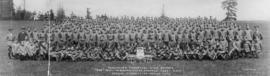 Vancouver Technical High School D & E Companies, 1st Battalion 101st Schools' Cadet Regiment ...