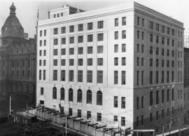 The Federal Building, Cordova and Granville, erected 1936