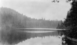 West Coast trip [with Sherwood Lett, Arthur Lord, W.O. Banfield] : Part of Kennedy Lake