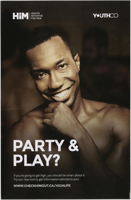 Party and play? : Health Initiative for Men : YouthCo
