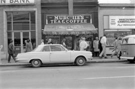 Toronto Dominion Bank, Murchie's Tea and Coffee, Vancouver Cameraland
