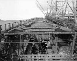 Hull No. 104 [under construction at West Coast Shipbuilders Limited]