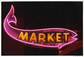 [Hong Chong Market neon sign]