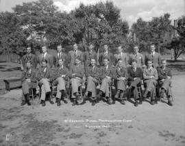 St. George's School Matriculation Class Summer 1940