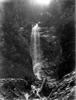 Spray Falls at Indian River