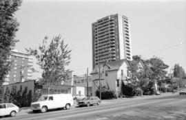 1300 Burrard Street west side