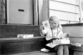 Ashley May's 4th birthday, June 11, 1953