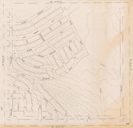 Sheet 35B [Arbutus Street to Oliver Crescent to Trafalgar Street to 33rd Avenue]