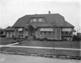 [Photograph of house at 4226 Cartier St., Vancouver B.C.]