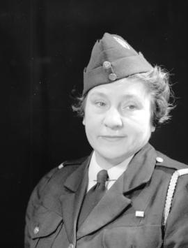 Mrs. J. McKercher [Command Women's Ambulance Corps]