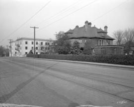 [B.T. Rogers house, Davie Street at Nicola Street]
