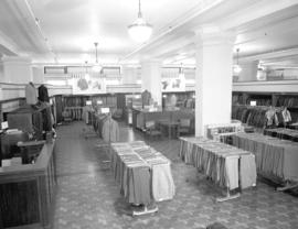 Hudson Bay Company - Boy's Furnishing Department
