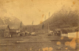 Lillooet, B.C. looking west