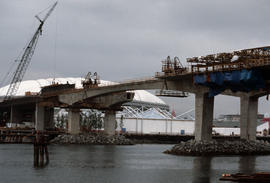 Cambie Bridge Construction - #24 [12 of 22]