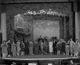 Columbia Theatre Company - [Performers in Costume on stage]