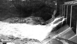 Trip to Stave Falls by B.C.E.R. : A turbulent mass