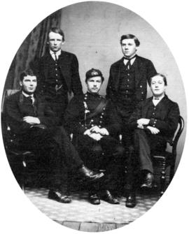 "Group of ""Zealous"" officers"
