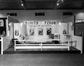 Purity Flour display