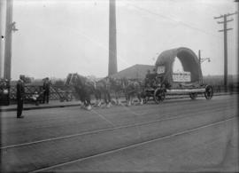[Labour Day Parade: Vancouver Sewer System]