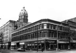 Subject Property 100 to 106 W. Hastings [Central Building]