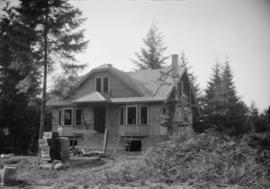 E.B. Morgan, Pardale Estate [new home under construction]