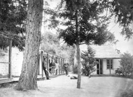 Officers' Quarters, San Juan Island