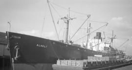 S.S. Alheli [at dock]