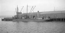 S.S. Chilliwack No.1 [at dock]