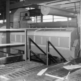 New stord press installed in 1968