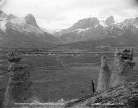Canmore and Natural Monuments, Rocky Mountains
