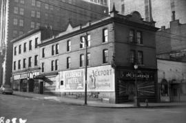 [Clarence Hotel, 515 Seymour Street]