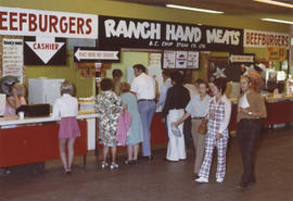 Ranch Hand Meats concession