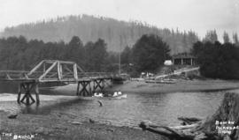 The 'Bridge,' Bowen Island, B.C.