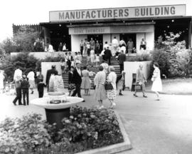 Exterior of Manufacturers building
