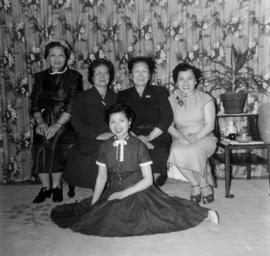 Lillian Wong and other ladies including Mrs. (Huang) Gong Xin [4 of 4]