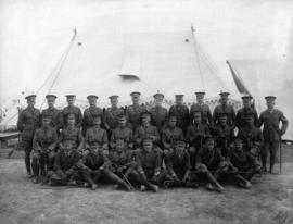 Officers 62nd Overseas Battalion C.E.F.