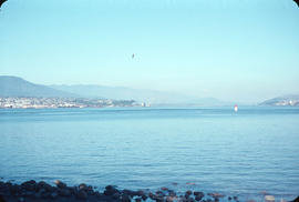 Burrard Inlet from Vancouver Point
