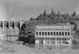 B.C. Electric - Ruskin Plants