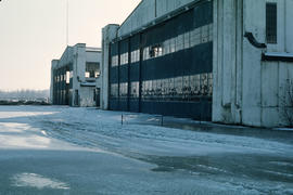Hangars #5 and #6 exterior shots - 2nds [1 of 6]