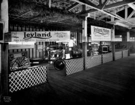 Leyland Motors automotive display