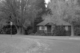 Stanley Park - Caretaker's Cottage, Brockton Point Cricket grounds
