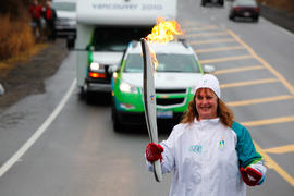 Day 027, torchbearer no. 024, Ellen S - Grand Bay-Westfield