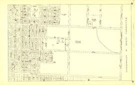 Sheet Q : Churchill Street to Cambie Street and Thirty-eighth Street to Forty-ninth Avenue