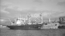 M.S. Cap Melville [at dock]