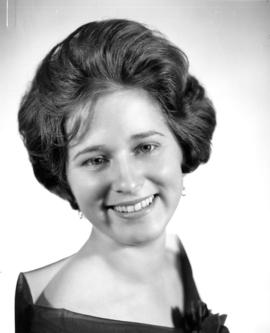 Annabelle Ashworth, Miss Powell River '62 : [portrait]