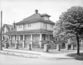 H.A. McDonald residence - 1940 Napier Street in Grandview District